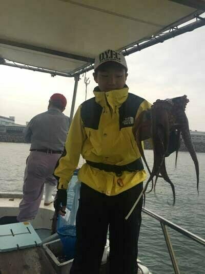 明石のタコ釣り用リール