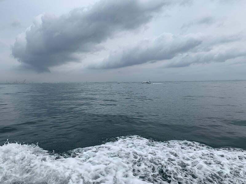 2019明石タコ釣り