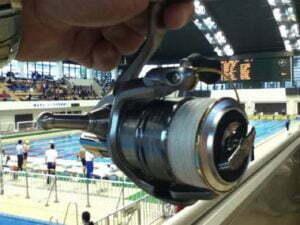 神戸でスルメイカを釣る