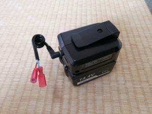 激安の電動リール用バッテリー