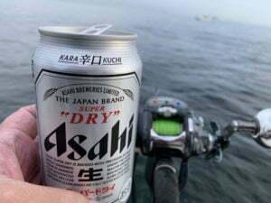 大阪湾の落とし込み