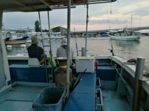 明石のタコ釣り2021